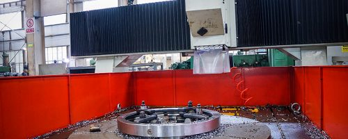 New equipment high-speed drilling lathe